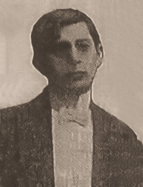 Charles Grossman, Kansas City Playwright.