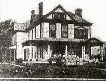 Joseph Home, 2610 Cleveland Avenue