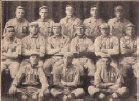 1909 Kansas City Blues American Association Baseball Team