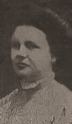 Miss Mary Maley, Victim of Lorretto Fire.