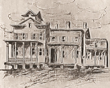 McLean Mansion on Quality Hill