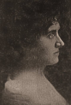 Miss Blanche Walsh, Star of Stage