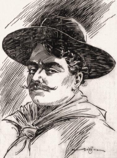 Peter Yohanowic, King of the Gypsies.