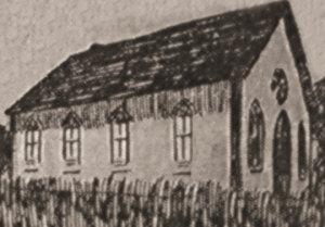 The Original Rosedale Methodist Church.