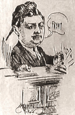 Sam B. Campbell of the Sexton Hotel.