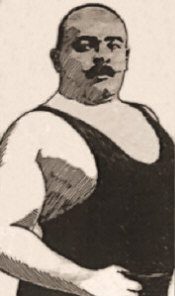 Stanislaus Zbyszko, the Polish Giant